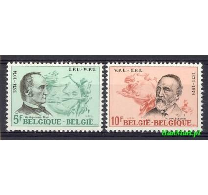 Znaczek Belgia 1974 Mi 1781-1782 Czyste **