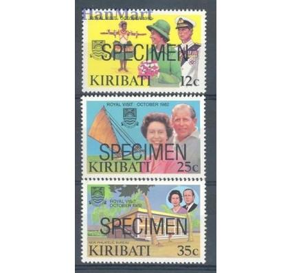 Kiribati 1982 Mi 412-414 Czyste **