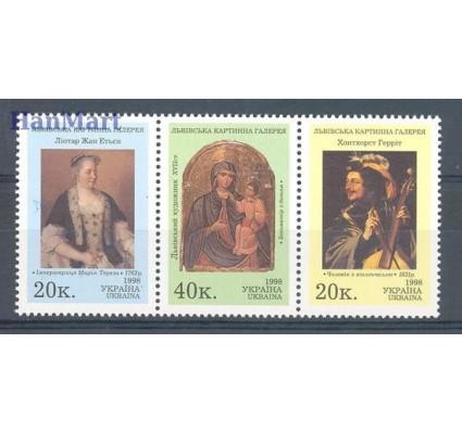 Znaczek Ukraina 1998 Mi 257-259 Czyste **