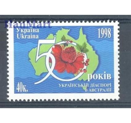 Znaczek Ukraina 1998 Mi 291 Czyste **