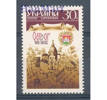 Znaczek Ukraina 2000 Mi 382 Czyste **