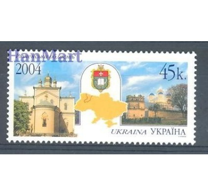 Znaczek Ukraina 2004 Mi 656 Czyste **