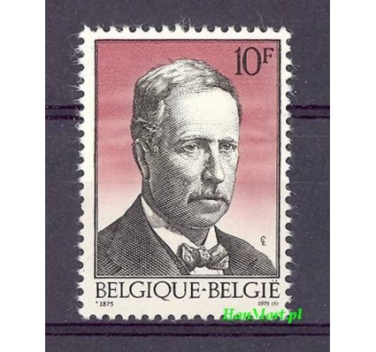 Belgia 1975 Mi 1810 Czyste **