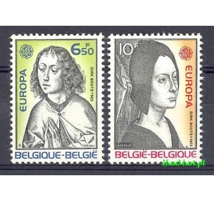 Belgia 1975 Mi 1818-1819 Czyste **