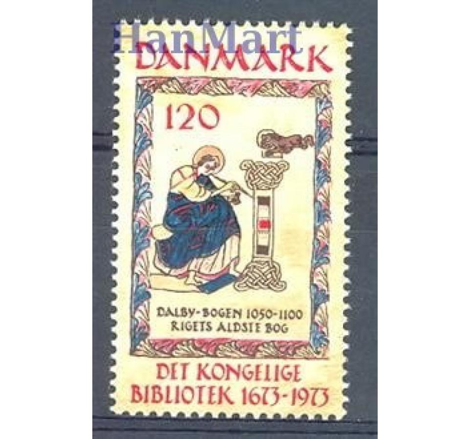 Dania 1973 Mi 548 Czyste **