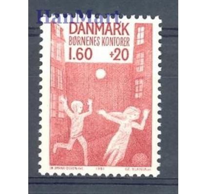Dania 1981 Mi 722 Czyste **