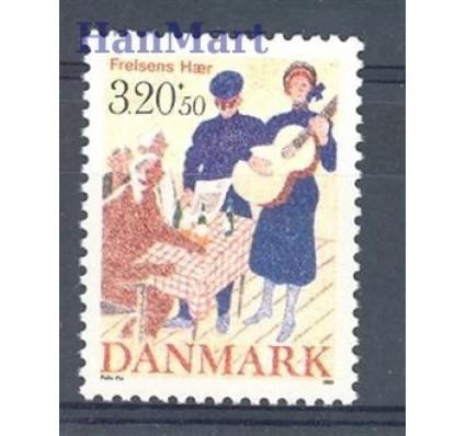 Znaczek Dania 1989 Mi 944 Czyste **