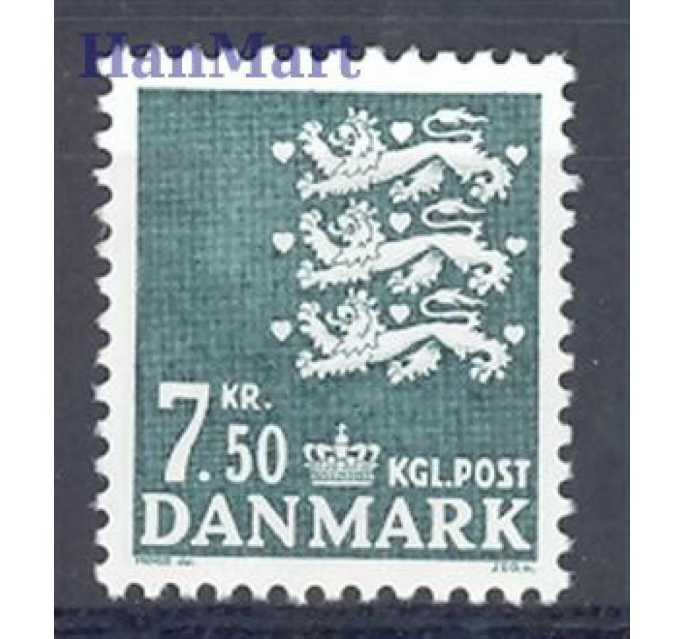 Dania 1998 Mi 1179 Czyste **