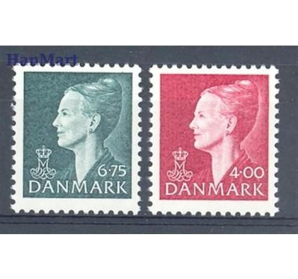 Dania 1999 Mi 1205-1206 Czyste **