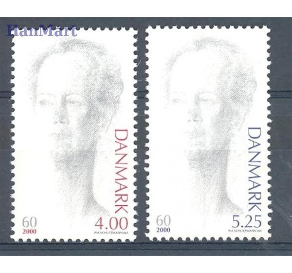 Dania 2000 Mi 1238-1239 Czyste **