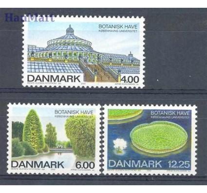 Znaczek Dania 2001 Mi 1267-1269 Czyste **