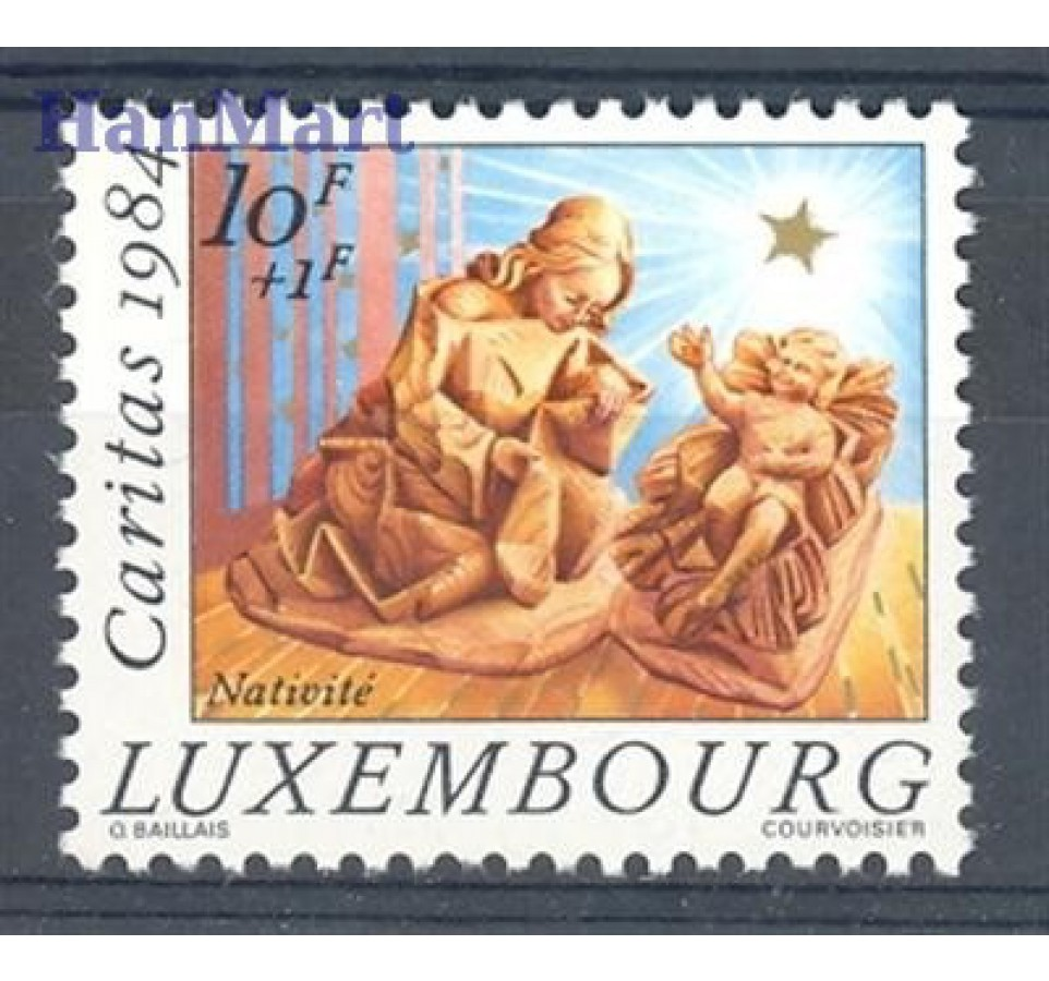 Luksemburg 1984 Mi 1114 Czyste **