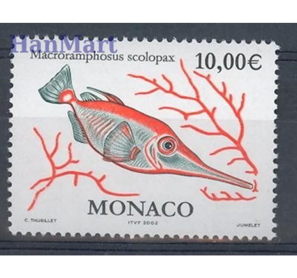 Monako 2002 Mi 2582 Czyste **