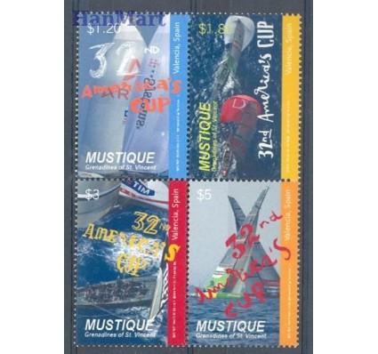 Znaczek St. Vincent i Grenadyny / Mustique 2008 Mi 59-62 Czyste **