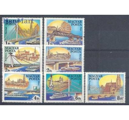 Węgry 1985 Mi 3733-3739 Czyste **
