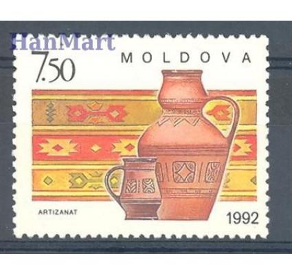 Mołdawia 1992 Mi 43 Czyste **