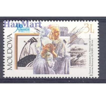 Znaczek Mołdawia 2001 Mi 378 Czyste **