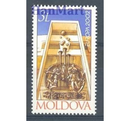 Znaczek Mołdawia 2002 Mi 429 Czyste **