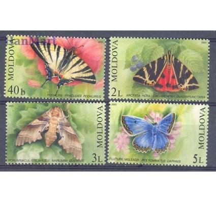 Mołdawia 2003 Mi 459-462 Czyste **