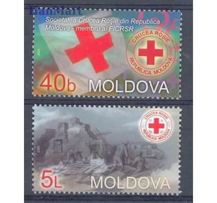 Mołdawia 2003 Mi 467-468 Czyste **