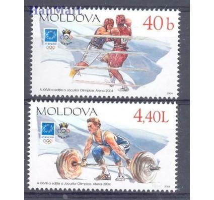 Mołdawia 2004 Mi 495-496 Czyste **