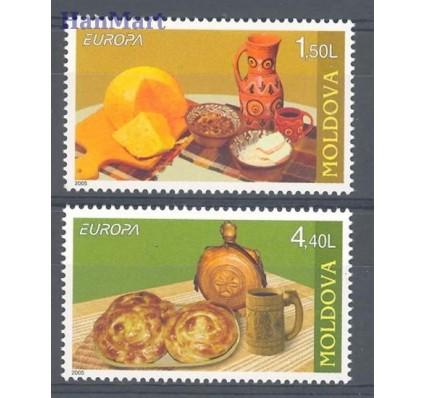 Mołdawia 2005 Mi 511-512 Czyste **
