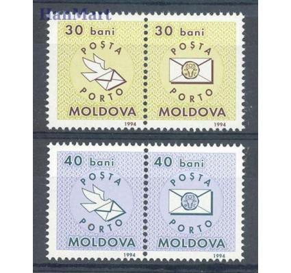 Mołdawia 1994 Mi por 1-2 Czyste **