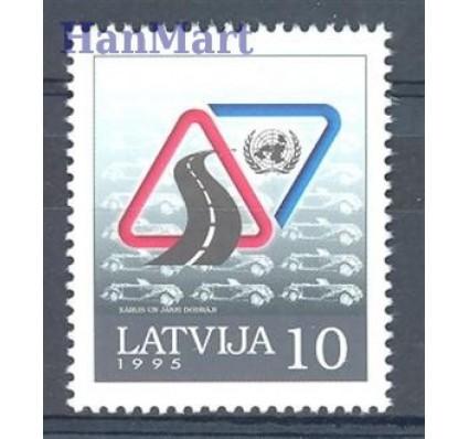 Łotwa 1995 Mi 393 Czyste **