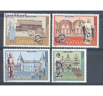 Łotwa 1997 Mi 467-470 Czyste **