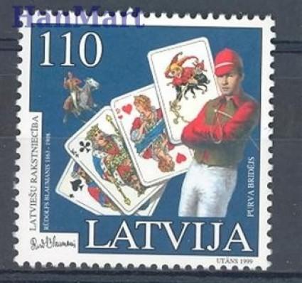Znaczek Łotwa 1999 Mi 499 Czyste **