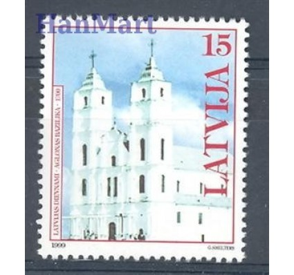 Znaczek Łotwa 1999 Mi 505 Czyste **