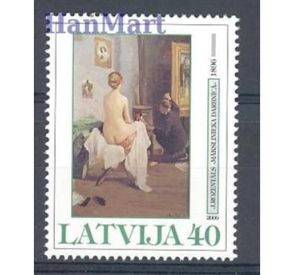 Znaczek Łotwa 2000 Mi 517 Czyste **
