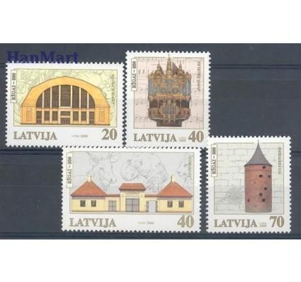 Łotwa 2000 Mi 523-526 Czyste **