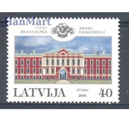 Łotwa 2000 Mi 527A Czyste **