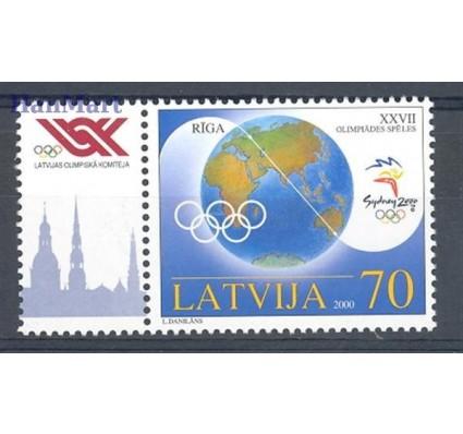 Łotwa 2000 Mi zf 528 Czyste **