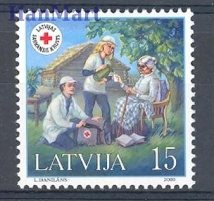 Łotwa 2000 Mi 533 Czyste **