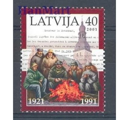 Znaczek Łotwa 2001 Mi 538 Czyste **