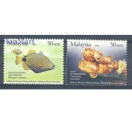 Znaczek Malezja 2007 Mi 1433-1434 Czyste **