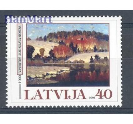 Łotwa 2001 Mi 539 Czyste **