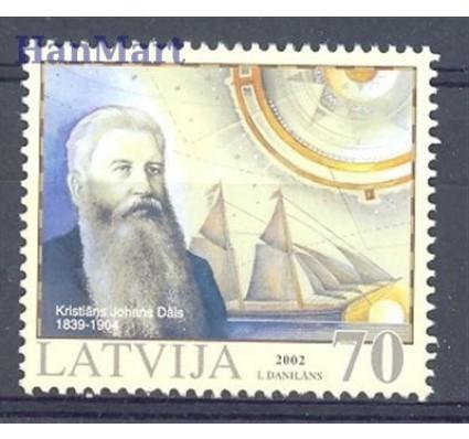 Łotwa 2002 Mi 573 Czyste **