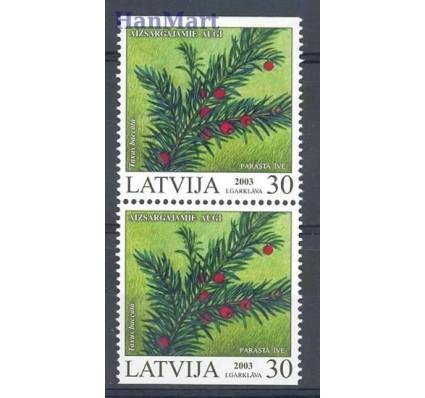 Łotwa 2003 Mi 588DoDu Czyste **