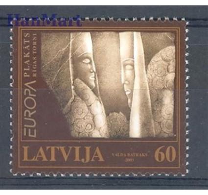 Łotwa 2003 Mi 590 Czyste **