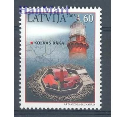 Łotwa 2003 Mi 591 Czyste **