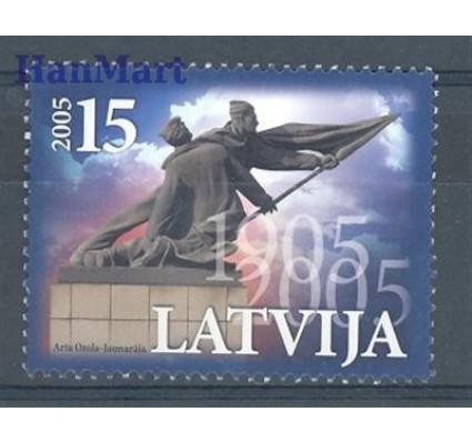 Znaczek Łotwa 2005 Mi 627 Czyste **