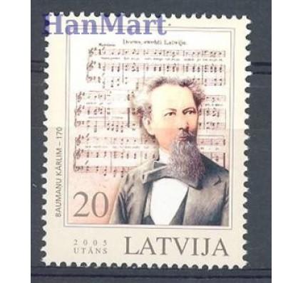 Znaczek Łotwa 2005 Mi 637 Czyste **