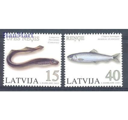 Znaczek Łotwa 2005 Mi 639-640 Czyste **
