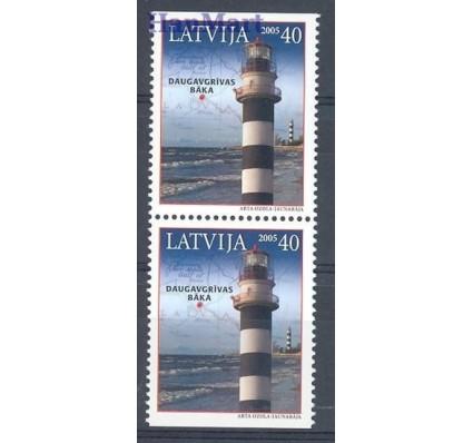 Łotwa 2005 Mi 645DoDu Czyste **