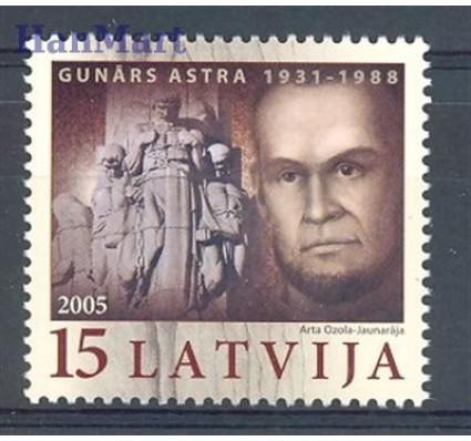 Łotwa 2005 Mi 646 Czyste **