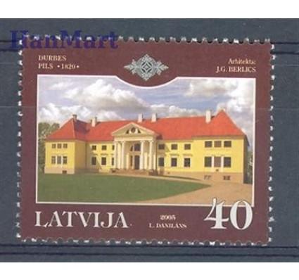 Łotwa 2005 Mi 647 Czyste **