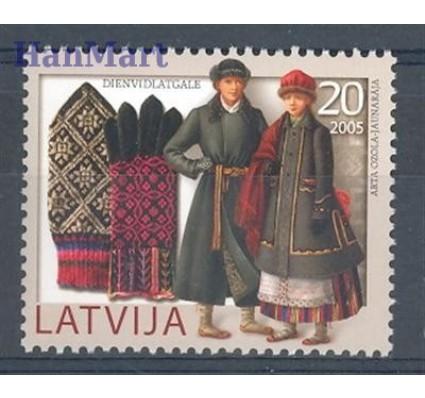 Łotwa 2005 Mi 648 Czyste **